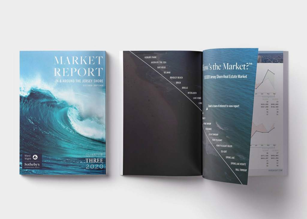 Q3 2020 Market Report Cover Page