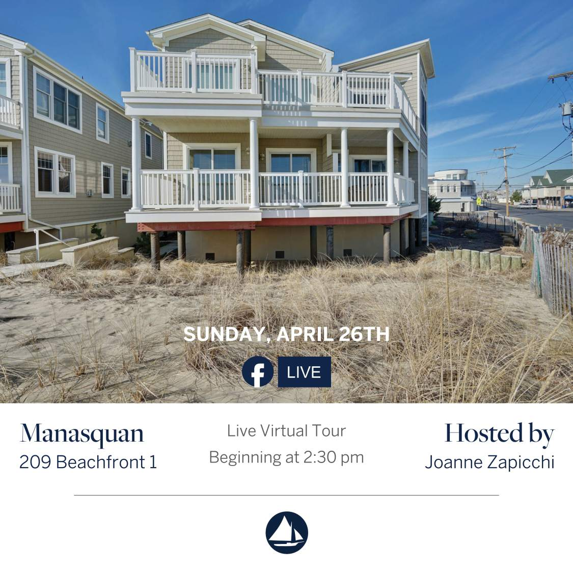 209 Beachfront 1 FB Live 4/26/20