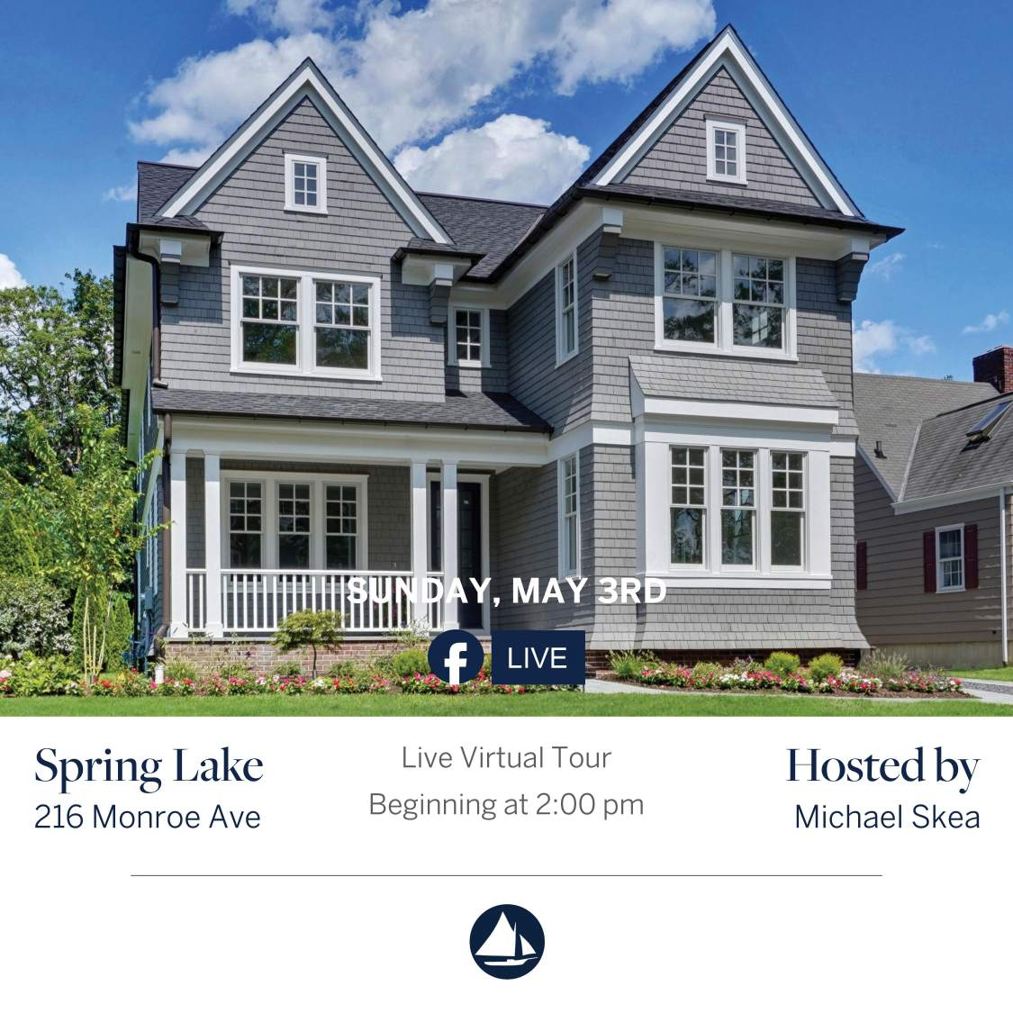 216 Monroe - May 3rd Virtual Open House on FB Live