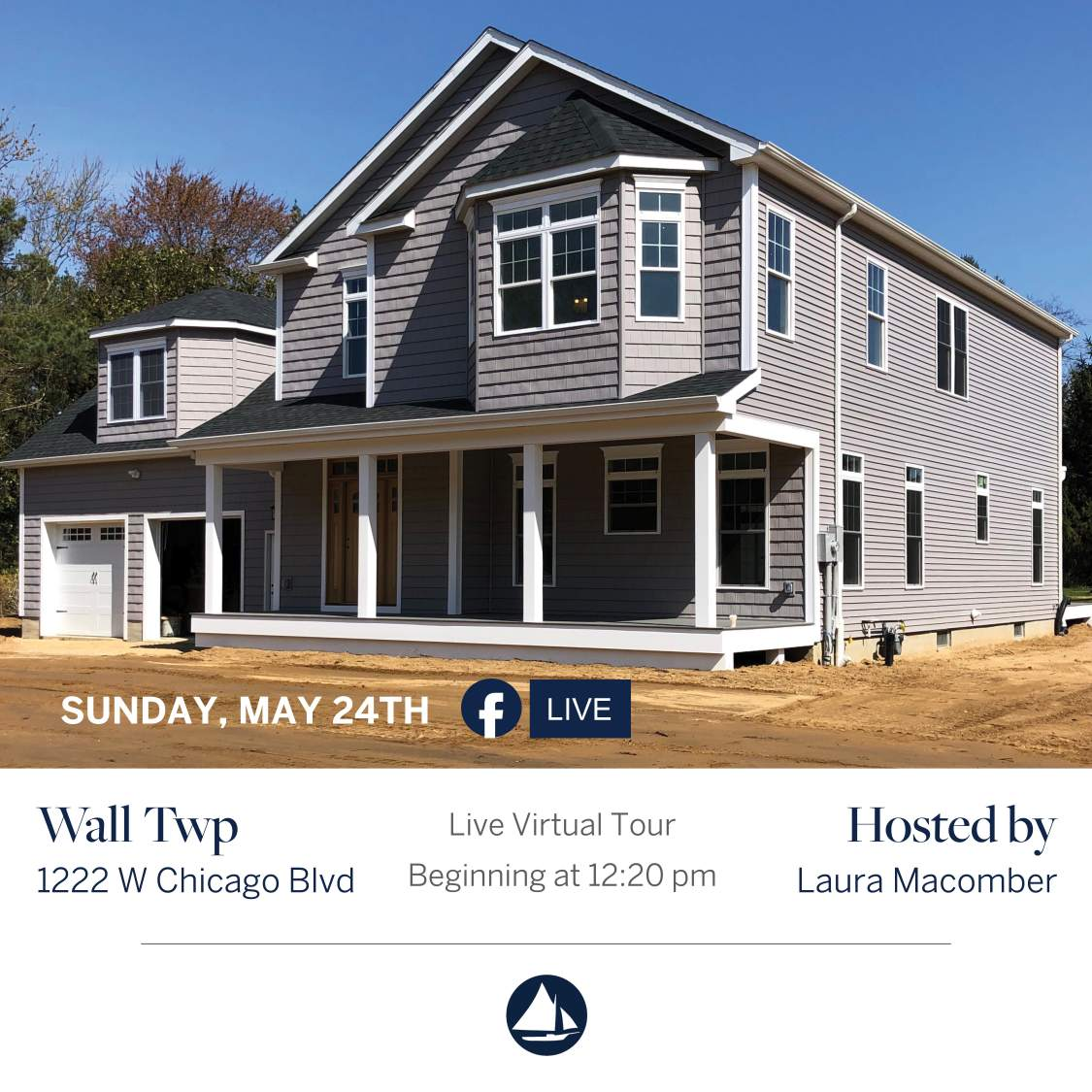 1222 W Chicago - May 24th Virtual Open House on FB Live