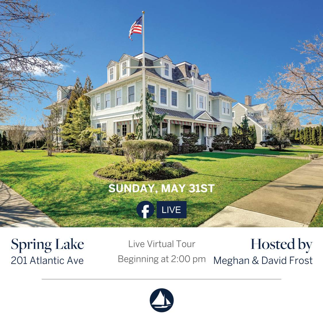 201 Atlantic - May 31st Virtual Open House on FB Live