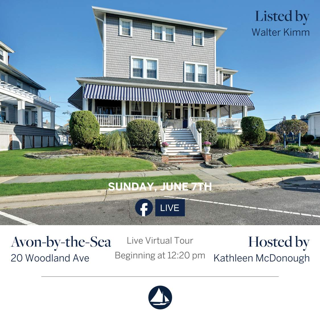20 Woodland - June 7th Virtual Open House on FB Live