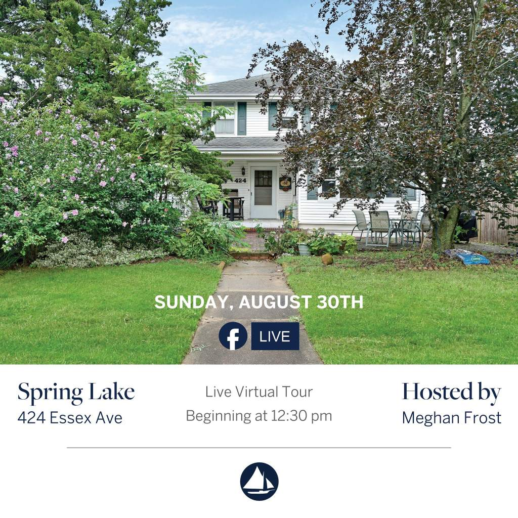 424 Essex - August 30th Virtual Open House on FB Live